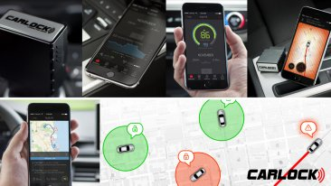 CarLock GPS tracker - l'antifurto satellitare che si installa in un minuto!