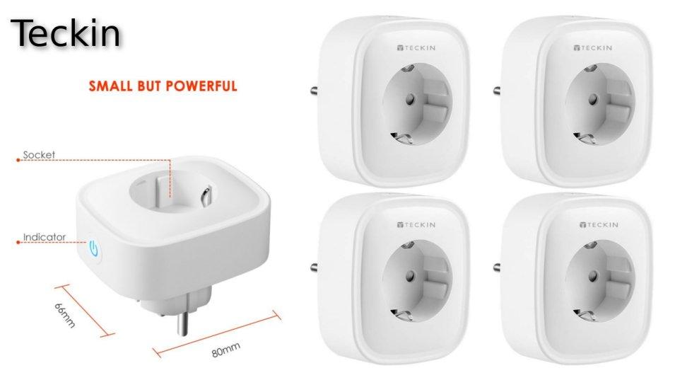 Smart Switch TECKIN SP22 - la nostra prova