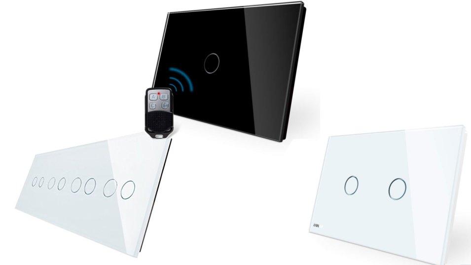 LIVOLO wall switch RF - la nostra recensione