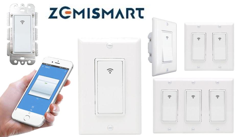Recensione Smart Switch WiFi dall'aspetto retrò by Zemismart