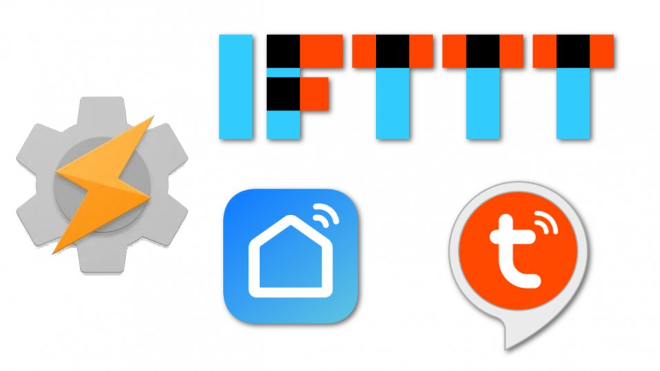 Tasker e Tuya Smart o Smart Life tramite IFTTT