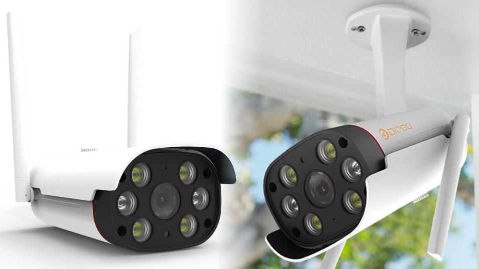 Telecamera di sorveglianza Digoo DG-W30 - la nostra recensione