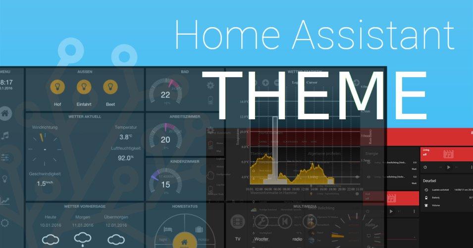 Come configurare i temi su Home Assistant