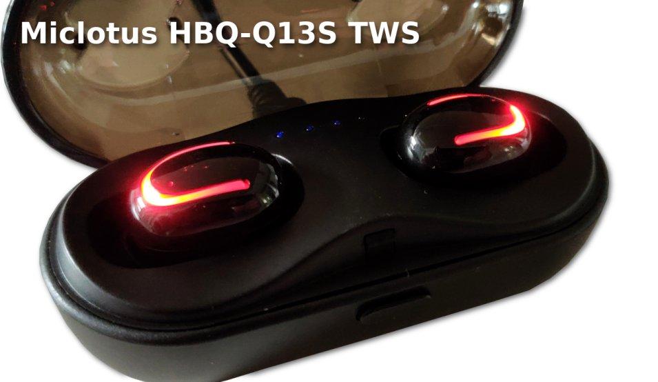 Earphone TWS Miclotus, gli auricolari BT 5.0 quasi invisibili!