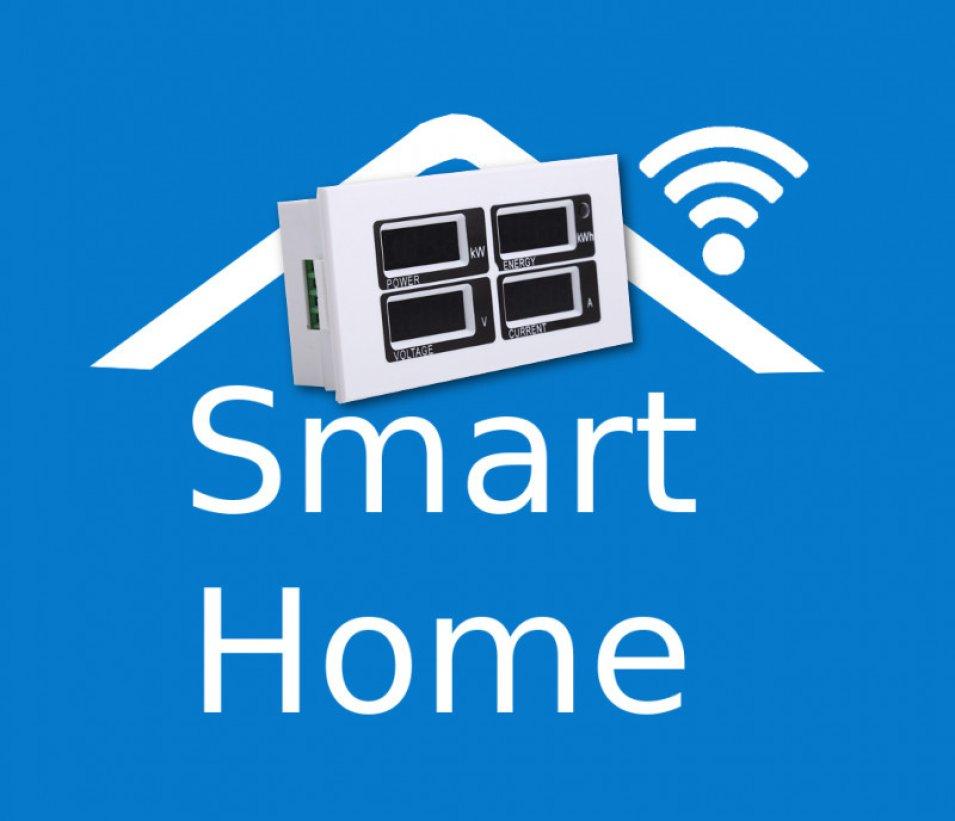 Come utilizzare il lettore di consumi pzem con il firmware Smarthome