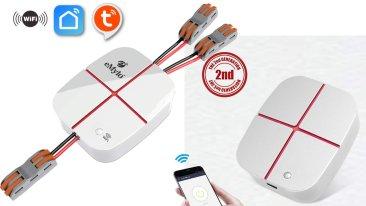 Nuovi Smart Switch 2 Canali WiFi by eMylo