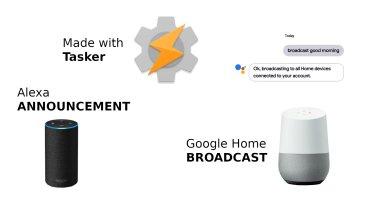 Come realizzare un sistema di announcement con Tasker