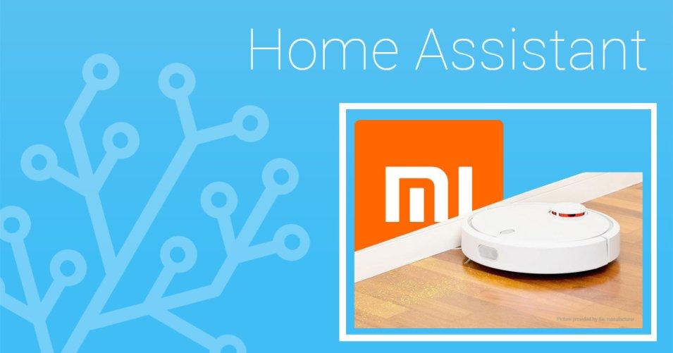 Come integrare Xiaomi Vacuum in Home Assistant e come comandarlo vocalmente