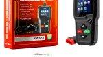 Recensione Konnwei KW680 dispositivo di diagnosi OBD2