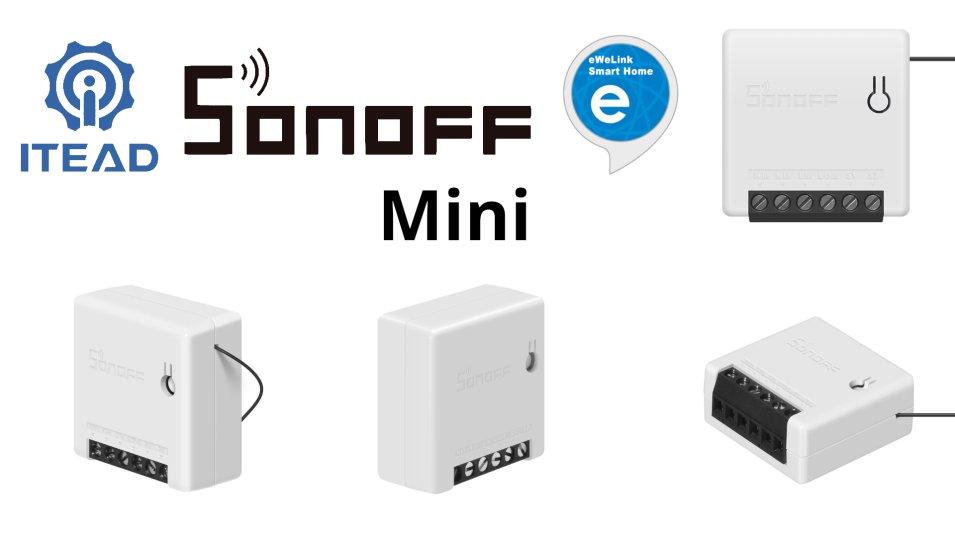 Sonoff Mini con modalità DIY - la nostra prova