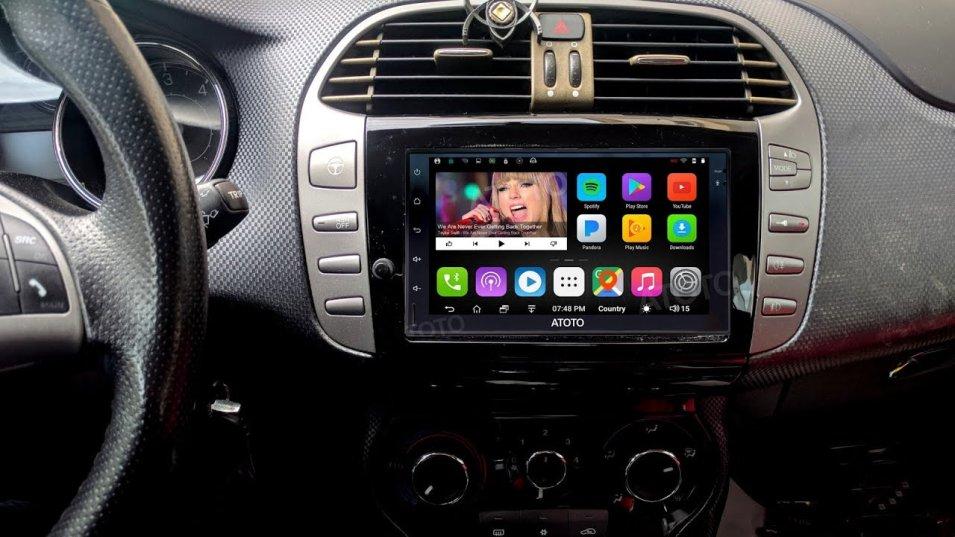Autoradio Android ATOTO A61721P - La Prova