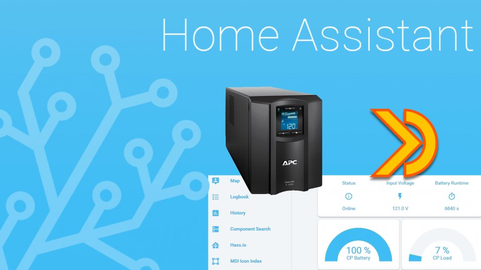Come integrare UPS APC in Home Assistant con notifiche e automatismi