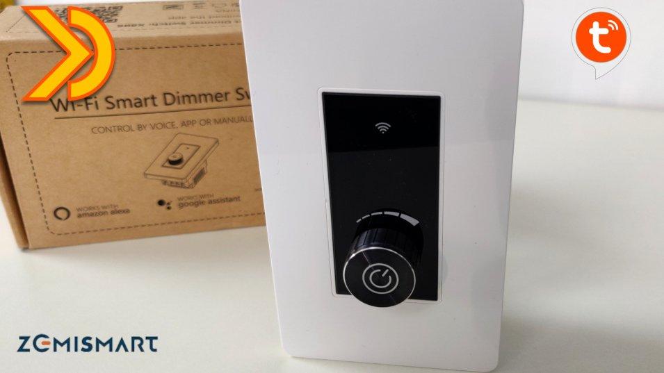Smart Switch Dimmerabile Tuya Smart by Zemismart