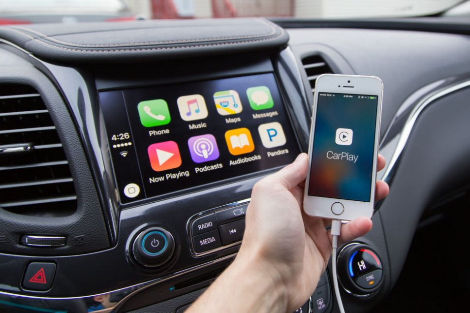 Come trasformare un Autoradio Android in CarPlay