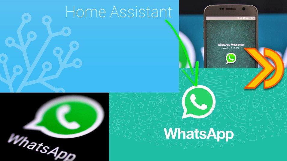 Notifiche Whatsapp da Home Assistant - vediamo come fare!