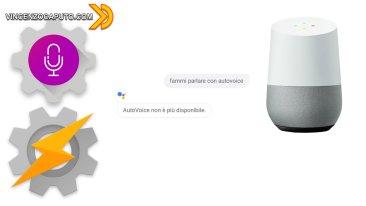 Google stacca la spina ad AutoVoice! Cosa sta succedendo?