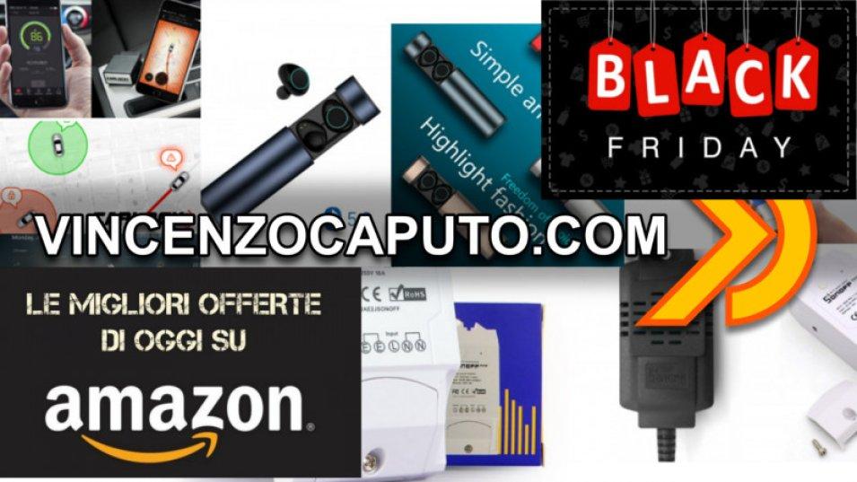 Amazon Black Friday - inizia la settimana degli sconti!