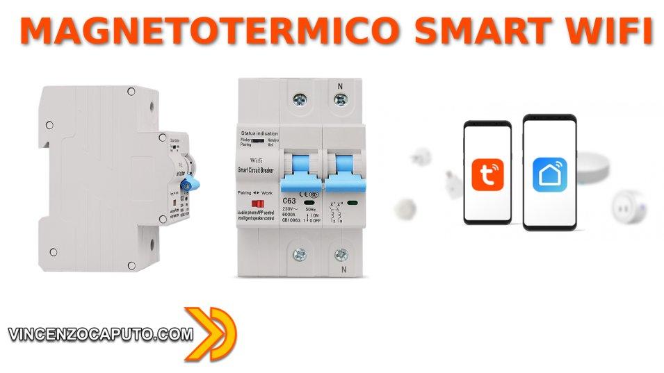 Magnetotermico Smart WiFi by Zemismart - Come funziona e come si installa!