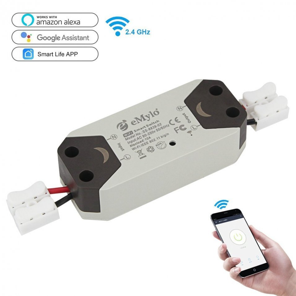 eMylo WiFi Smart Switch