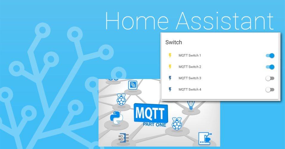 Come configurare Home Assistant per creare Switch e Script MQTT