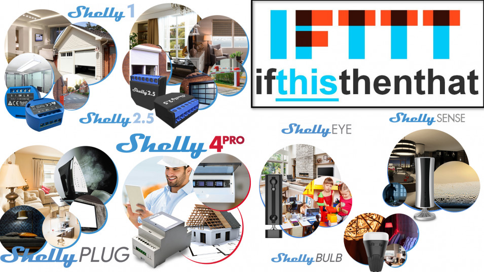 Shelly e IFTTT - Si può? Scopri come fare con questa guida!