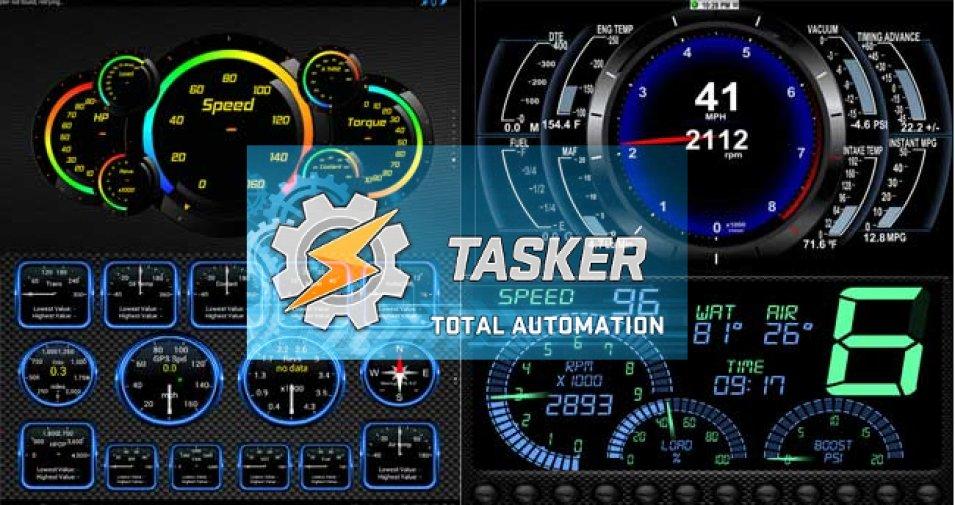 Come leggere i dati di Torque all'interno di Tasker