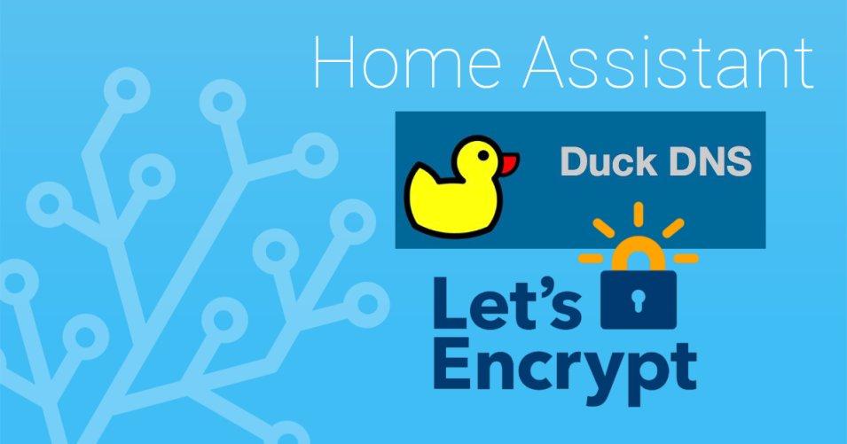 Accedere ad Home Assistant in modalità sicura con DuckDNS e SSL Let's Encrypt(aggiornato con sensore e notifica telegram)