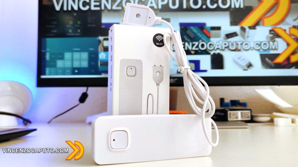 Sensore di allagamento Tuya Smart by Zemismart