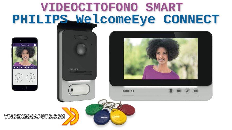 Welcome Eye Connect - Il videocitofono Smart secondo Philips