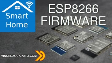 SmartHome - il firmware per ESP8266 tutto italiano!