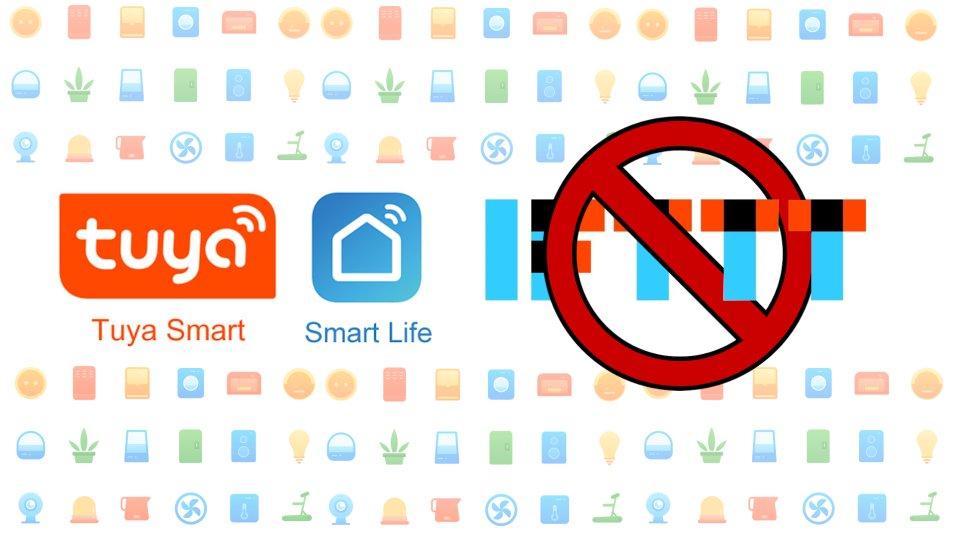 Tuya Smart toglie il supporto a IFTTT ...o è il contrario?