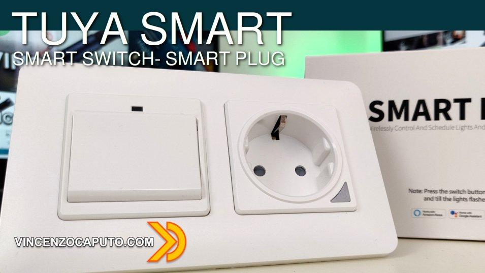 Smart Plug  e Smart Switch da incasso by Zemismart