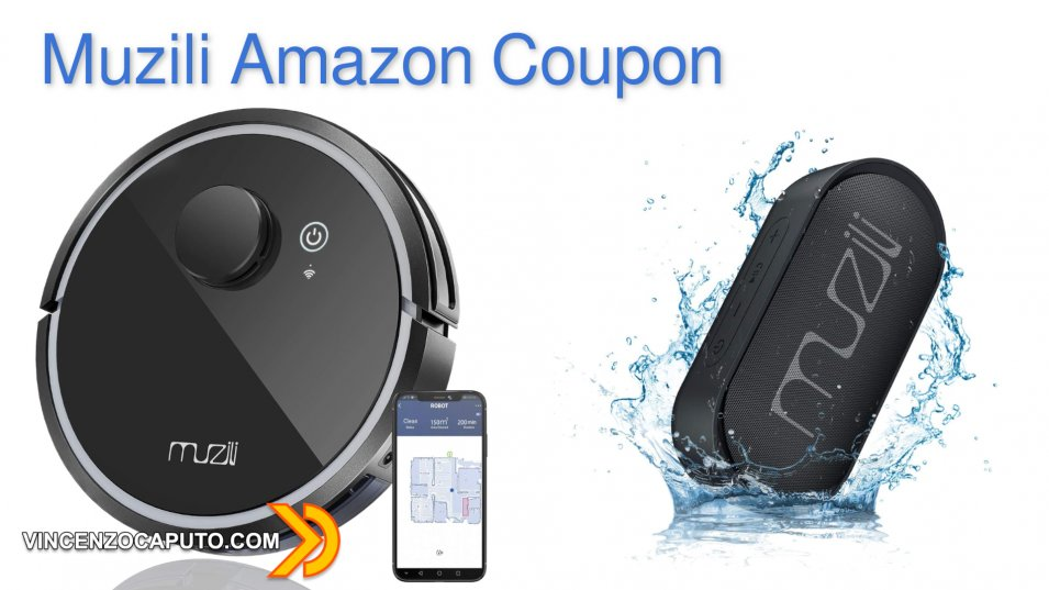 Imperdibili offerte Amazon da Muzili - risparmia 200 euro!