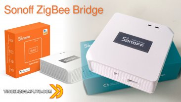 Sonoff ZigBee Bridge - la recensione