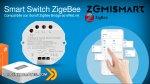 Attuatori ZigBee (e WiFi) compatibili con Sonoff ZigBee Bridge ed eWeLink