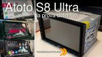 ATOTO S8 Ultra S8G2A78U - le mie impressioni dopo 2 settimane