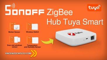 Sonoff ZigBee - Possono funzionare con Tuya Smart?
