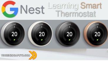 Recensione Google Nest Smart Learning Thermostat, il top per la Smart Home