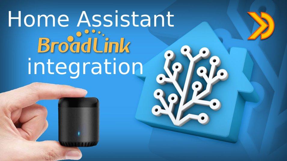 Home Assistant - integrazione device Broadlink Rm e installazione di Smart IR