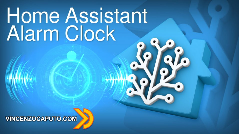 Radio Sveglia Domotica con Home Assistant e Google Home
