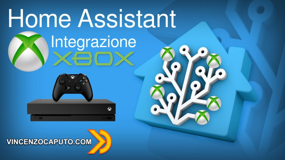 Home Assistant - come integrare e gestire XBOX