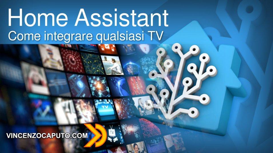 Integrare qualsiasi TV in Home Assistant