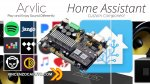 Home Assistant- Integrazione schede Arylic con custom component Linkplay