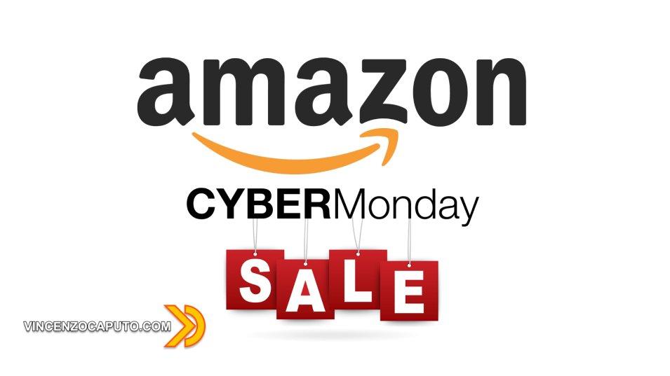 Offerte Amazon - la nostra selezione per il Cyber Monday