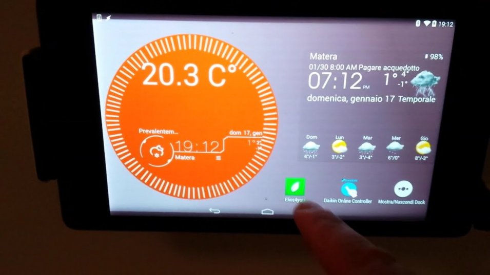 Come realizzare un Termostato Smart con Tasker