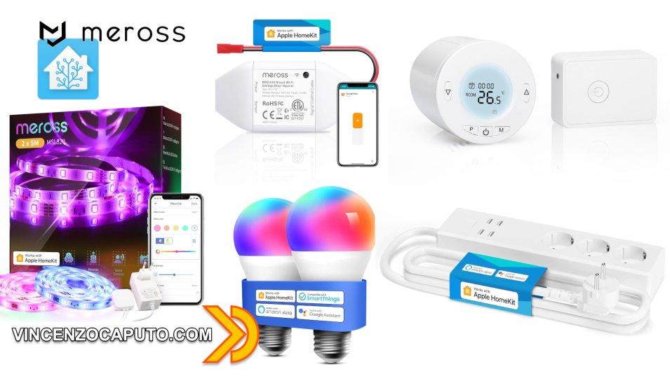 Integrare dispositivi Meross in Home Assistant