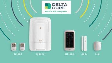 Allarme anti intrusione Delta Dore PACK TYXAL+ ACCESS - la nostra prova