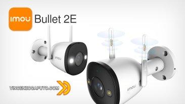 IMOU Bullet 2E - visione notturna a colori per la nuova nata in casa Dahua