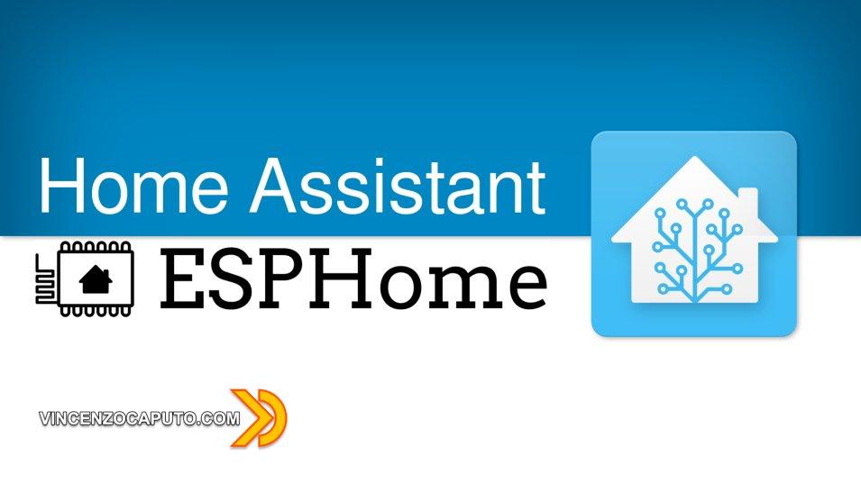 Istallazione Addon Esphome Su Home Assistant