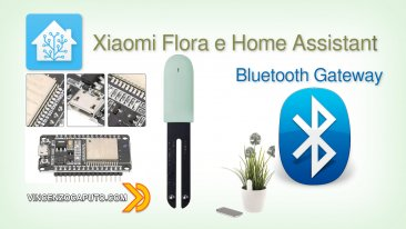 Creare Gateway Bluetooth per Xiaomi mi Flora